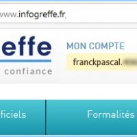 infogreffe creation sas
